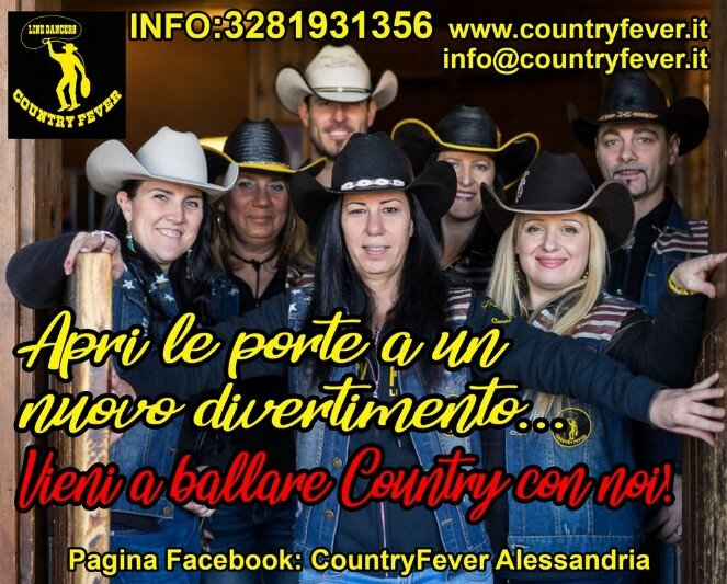 corsi country fever line dancers